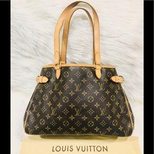 Authentic Louis Vuitton Batignolles #2.1Q